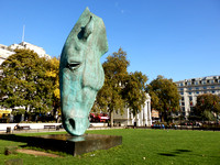 Horse to Water sculpture, Marble Arch