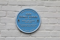 Maldon - 31 North St John Thomas Howard blue plaque