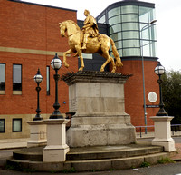 Hull - King Billy Statue