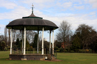Abbey Park - bandstand